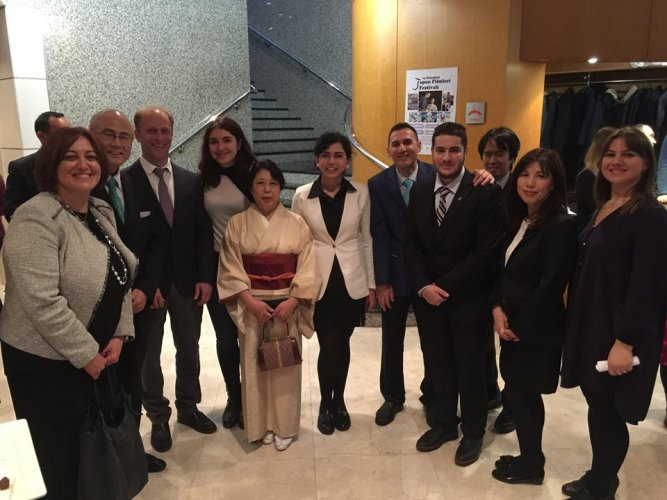 Consul-General-of-Japan-in-Istanbul-with-Kabatas-East-Asia--World-Project-members